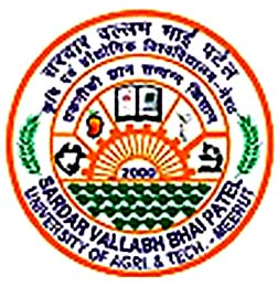 SardarVallabhbhai Patel University of Agriculture & Technology