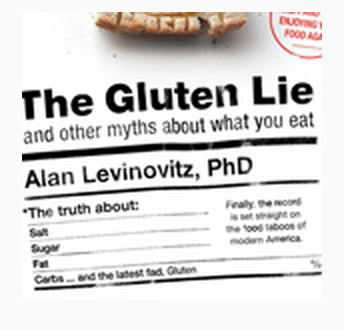 5 Questions with Alan Levinovitz, author of The Gluten Lie