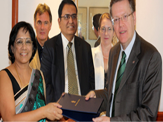 Sathguru and The University of Sheffield Sign MoU