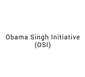 Obama Singh Initiative (OSI)