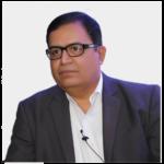K Vijayaraghavan Founder Director