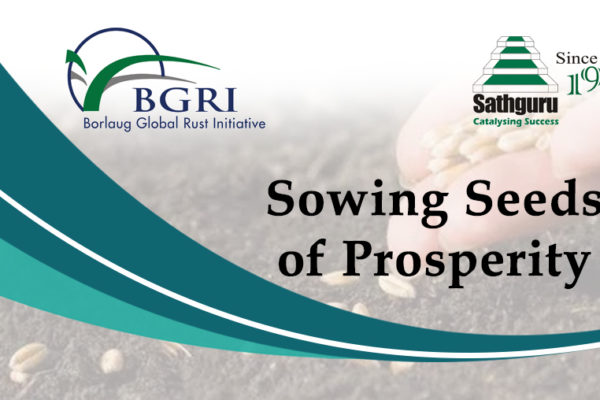 Sowing Seeds of Prosperity