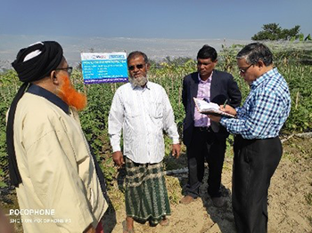 Bt Brinjal farmers of Bangladesh reaping surplus benefits from the technology