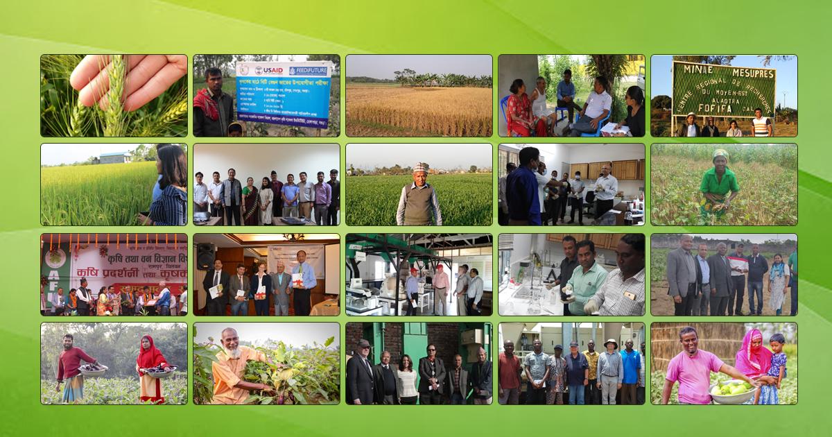International Development Program – Leveraging Innovation, Knowledge and Global partnerships for developmental projects