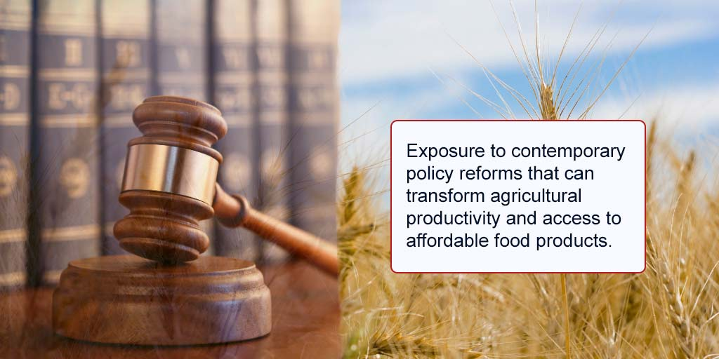 Exposure-to-contemporary-policy-reforms-that-can-transform-agricultural-productivity-and-access-to-affordable-food-products-cornell-sathguru