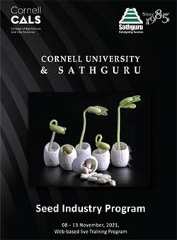 Brochure Seed Industry Program