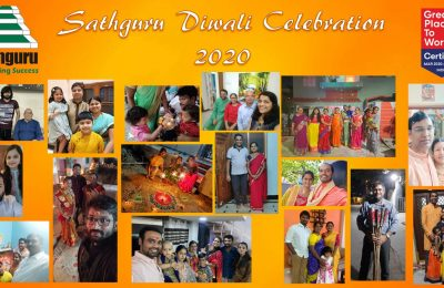 Sathguru Celebrates the Festival of Light