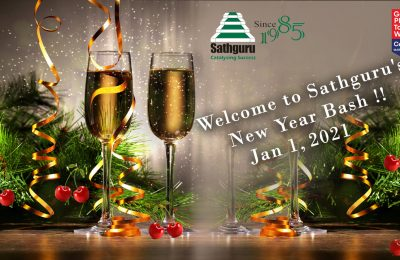 Celebrations for new beginnings – Virtual New Year bash with Sathguru family