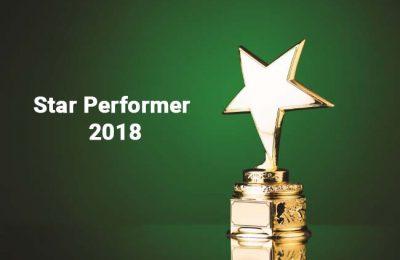 Star Performer 2018