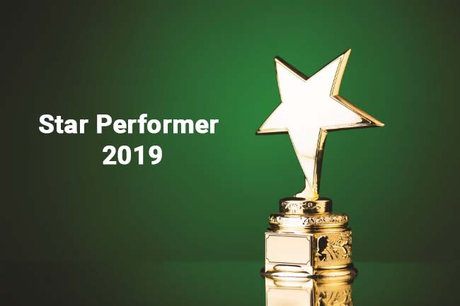 Star Performer 2019