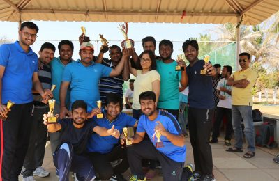 Sathguru Cricket League 2018