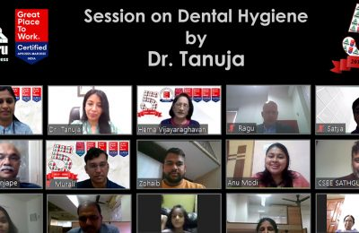 Chat Time With Dr Tanuja To Enhance Our Smile