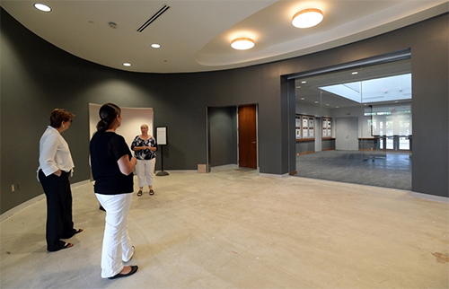Tech incubator opens in former Pfizer building with three tenants