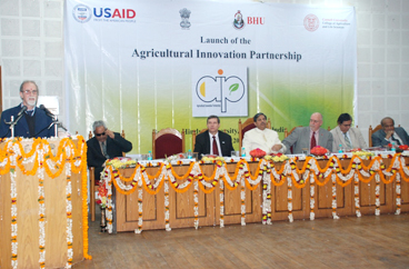 Sathguru Management Consultants: A Motive Force in the Agricultural Innovation Partnership