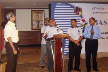 Basix Elects Sathguru as the Best Collaborative Partner of the Decade