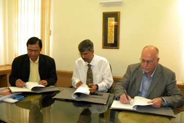 IARD (602) receives support from Indo-US Science  and Technology Forum