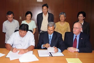 FSBR Eggplant Technology Transfer Agreement Between Mahyco, UPLB and Sathguru to Facilitate Commercialization of Bt Eggplant in Philippines