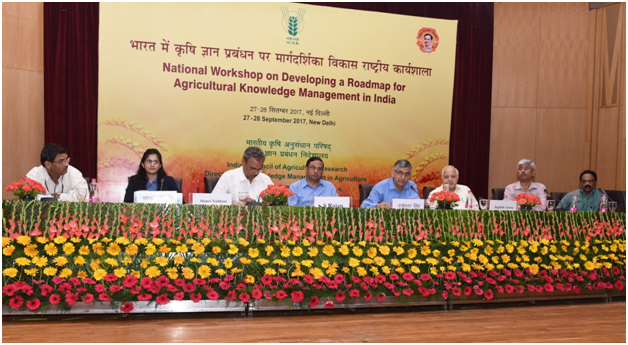Sathguru Management Consultants at National Workshop – ICAR, New Delhi