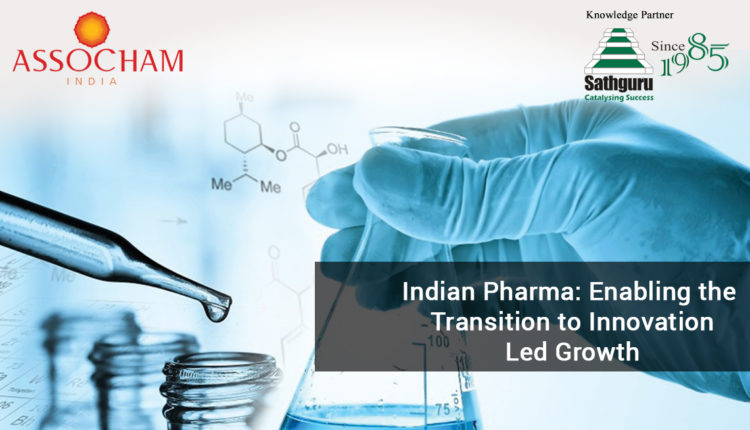 Indian Pharma: Enabling the Transition to Innovation Led Growth