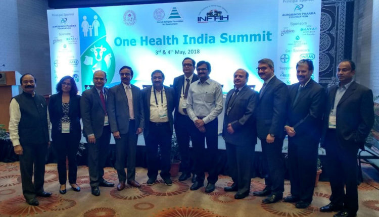 First One Health India Summit inaugurated