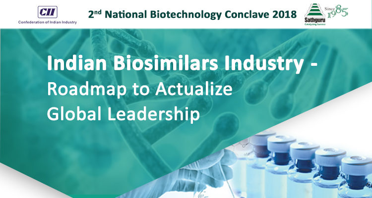 Biosimilars position paper released by CII & Sathguru