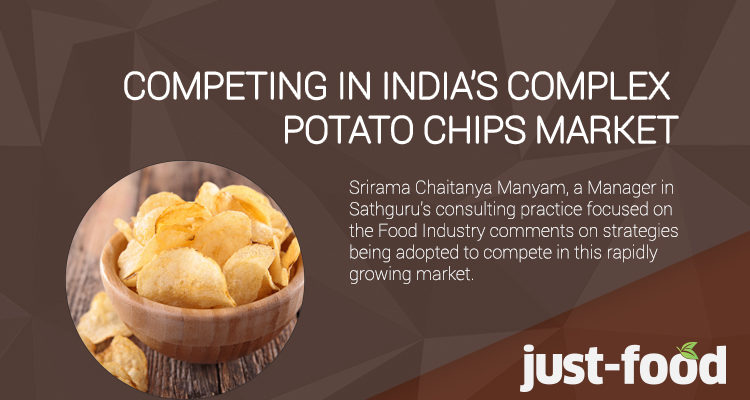 Competing in India's complex potato chips market