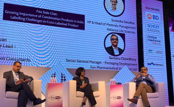 Pushpa Vijayaraghavan, Practice Lead, Healthcare advisory co-chaired the Packaging Leaders Roundtable and moderated a fireside chat at the InnoPack event held in May 2019 in Mumbai