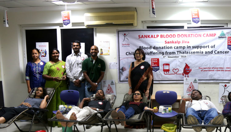 CSR wing of Sathguru Management Consultants to support children with Cancer & Thalassemia