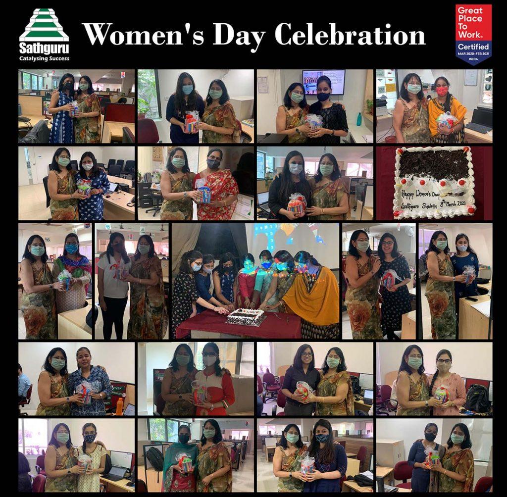 Celebrating the Sathguru Shakti