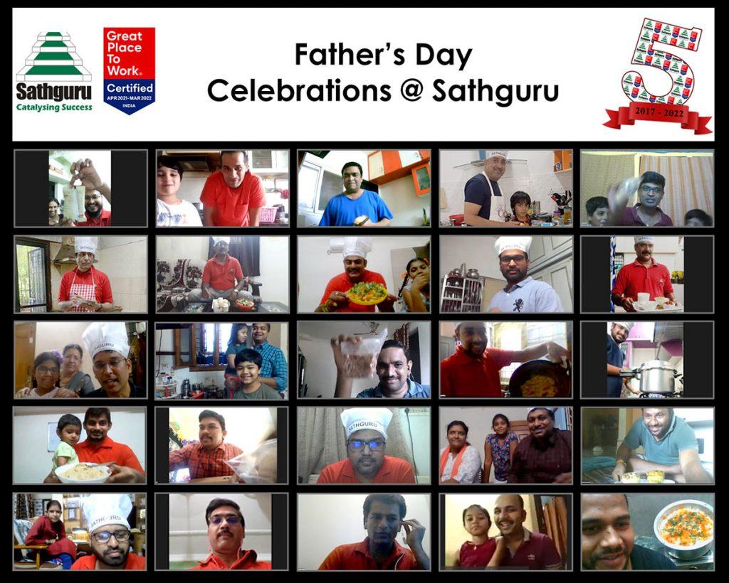 Father's Day Celebrations @ Sathguru
