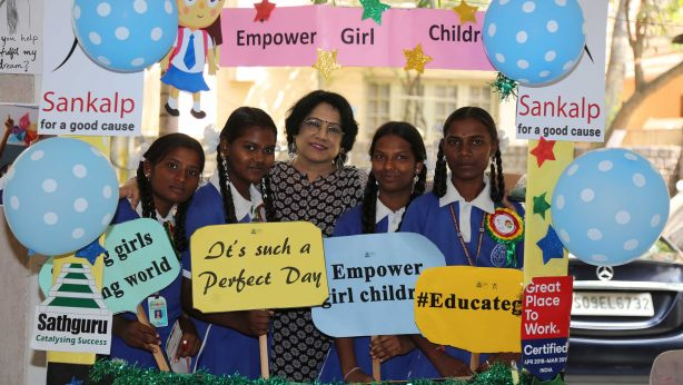 Khaan Paan Dhukan Of Sankalp To Educate A Girl Educate A Generation Gets All Praised