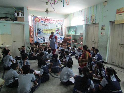 'Sankalp - Siksha' - Life Skills Education