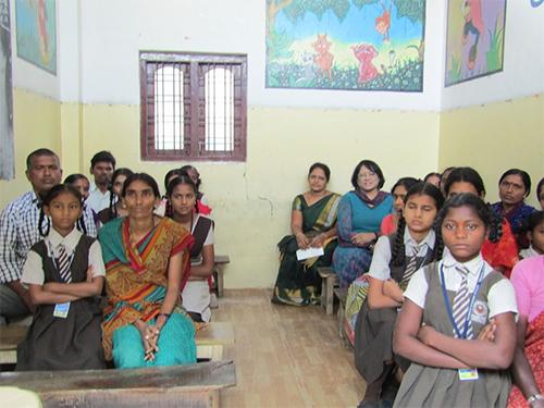 'Sankalp - Siksha' - Girl Child Education Scholarship - 2016