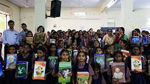 Sankalp - Siksha Books Donation Drive - 2016